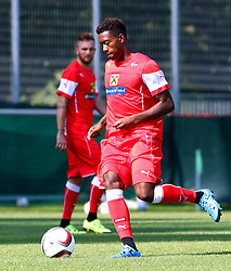 01.09.2015, Ernst Happel Stadion, Wien, AUT, UEFA Euro 2016 Qualifikation, Österreich vs Moldawien, Gruppe G, Training Österreich, im Bild David Alaba (AUT)// during a training session of Team Austria (AUT) in front of the UEFA European Championship Qualifier Match between Austria (AUT) and Moldova (MDA) at the Ernst Happel Stadion, Vienna, Austria on 2015/09/01. EXPA Pictures © 2015, PhotoCredit: EXPA/ Sebastian Pucher