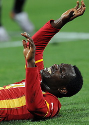 26.06.2010, Royal Bafokeng Stadium, Rustenburg, RSA, FIFA WM 2010, United states of America (USA) vs Ghana (GHA), im Bild Kwadwo Asamoah (Ghana).. EXPA Pictures © 2010, PhotoCredit: EXPA/ InsideFoto/ Giorgio Perottino +++ for AUT and SLO only +++ / SPORTIDA PHOTO AGENCY