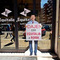 Fuori Equitalia, da Roma!