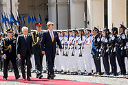 State Visit King Willem-Alexander and Queen Maxima to Italy, 20-06-2017