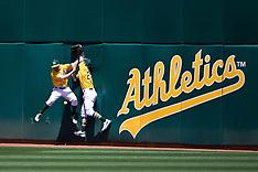 20150618 - San Diego Padres at Oakland Athletics