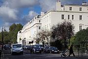 Eaton Square, Belgravia, London