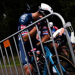 23-08-2020: Wielrennen: NK elite: Drijber<br /> Mathieu van der Poel voor de start23-08-2020: Wielrennen: NK elite: Drijber