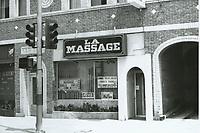 1975 L.A. Massage Parlor on Sunset Blvd.