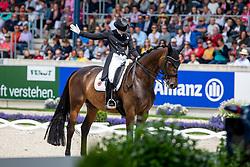 Von Bredow-Werndl Jessica, GER, TSF Dalera BB<br /> CHIO Aachen 2019<br /> Weltfest des Pferdesports<br /> © Hippo Foto - Stefan Lafrentz<br /> Von Bredow-Werndl Jessica, GER, TSF Dalera BB