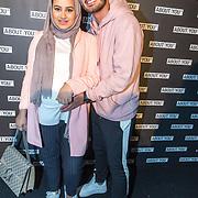 NLD/Amsterdam/20171009 - opening webshop About You, Ruba Zai  en partner ...