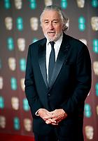 Robert De Niro at the 73rd British Academy Film Awards, Arrivals, Royal Albert Hall, London, UK - 02 Feb 2020