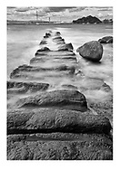 Manaia's Causeway - Taurikura<br /> <br /> Limited edition (of 20)<br /> <br /> Print options: (also available as canvas)<br /> <br /> PRINT:<br /> A4 - $145 (with white matt)<br /> A3 - $275 <br /> A2 - $345<br /> <br /> FRAMED PRINT<br /> A4 - $275<br /> A3 - $420<br /> A2 - $650<br /> <br /> Contact Alan to order through the contact tab above, or at info@alansquires.co.nz<br /> <br /> N.B.<br /> All prints are signed and numbered.<br /> P&P - free within Whangarei District.<br /> The wood frames come in black or white.<br /> All prints are made on archival cotton rag paper (360gsm) and printed right here in Whangarei.