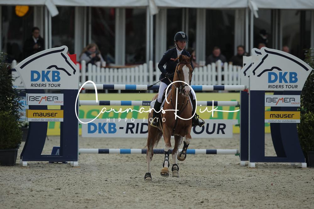 Offel Katharina, (UKR), Umeunig<br /> CSI4* Qualifikation DKB-Riders<br /> Horses & Dreams meets Denmark - Hagen 2016<br /> © Hippo Foto - Stefan Lafrentz