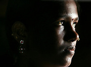 Sex workers worldwide have been severely impacted by HIV/AIDS.  This young girl spent less than a year working in Mumbai's redlight district before being rescued by a non-governmental organization called The Rescue Foundation.  During her brief time in Mumbai, she contracted HIV/AIDS.
