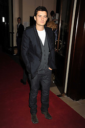 ORLANDO BLOOM at the GQ Men of the Year Awards held at the Royal Opera House, London on 2nd September 2008.<br /> <br /> NON EXCLUSIVE - WORLD RIGHTS