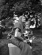 You would like to be a knight for a day, like the man in the picture? Then visit the Buttevant Walled Town Day and be someone fron the middle ages. Irish Photo Archive wishes a lot of fun!.