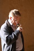 Wine tasting. Chateau Reignac, Bordeaux, France