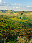 Looking north across the Staffordshire Moorlands to Flash and Axe Edge, Peak District