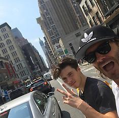 Celebrity Instagram 23 Aug 2017