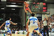 DESCRIZIONE : Campionato 2014/15 Dinamo Banco di Sardegna Sassari - Sidigas Scandone Avellino<br /> GIOCATORE : Daniele Cavaliero<br /> CATEGORIA : Tiro Tre Punti<br /> SQUADRA : Sidigas Scandone Avellino<br /> EVENTO : LegaBasket Serie A Beko 2014/2015<br /> GARA : Dinamo Banco di Sardegna Sassari - Sidigas Scandone Avellino<br /> DATA : 24/11/2014<br /> SPORT : Pallacanestro <br /> AUTORE : Agenzia Ciamillo-Castoria / M.Turrini<br /> Galleria : LegaBasket Serie A Beko 2014/2015<br /> Fotonotizia : Campionato 2014/15 Dinamo Banco di Sardegna Sassari - Sidigas Scandone Avellino<br /> Predefinita :