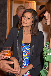 Lucy Verasamy at a VIP private view of 21st Century Women held at Unit London, Hanover Square, London England. 03 October 2018.