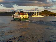 Sunset on Smith Bay, St. Thomas, US Virgin Islands