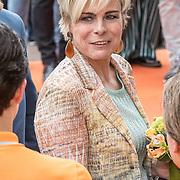 NLD/Amersfoort/20190427 - Koningsdag Amersfoort 2019,  Prinses Laurentien