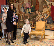 Crown Princess Mary attend French Embassy's Prize for Human Rights 2015, Copenhagen 24-11-2015