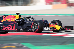 February 28, 2019 - Barcelona, Spain - the Red Bull of Pierre Gasly during the Formula 1 test in Barcelona, on 28th February 2019, in Barcelona, Spain. Photo: Joan Valls/Urbanandsport /NurPhoto. (Credit Image: © Joan Valls/NurPhoto via ZUMA Press)