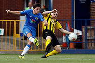 Stockport County FC 3-1 Leamington FC 1.9.18