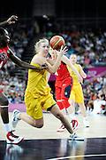 DESCRIZIONE : Basketball Jeux Olympiques Londres Demi finale<br /> GIOCATORE : Jarry Rachel AUS<br /> SQUADRA : AUSTRALIE Femme<br /> EVENTO : Jeux Olympiques<br /> GARA : USA AUSTRALIE<br /> DATA : 09 08 2012<br /> CATEGORIA : Basketball Jeux Olympiques<br /> SPORT : Basketball<br /> AUTORE : JF Molliere <br /> Galleria : France JEUX OLYMPIQUES 2012 Action<br /> Fotonotizia : Jeux Olympiques Londres demi Finale Greenwich Arena<br /> Predefinita :