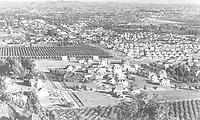 Panorama of Hollywood