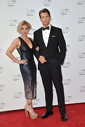 September 24, 2018 - New York, NY, USA - September 24, 2018  New York City..Orfeh and Andy Karl attending Metropolitan Opera Opening Night at Lincoln Center on September 24, 2018 in New York City. (Credit Image: © Kristin Callahan/Ace Pictures via ZUMA Press)