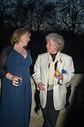 HANNAH ROTHSCHILD; MAGGI HAMBLING, , Professor Mikhail Piotrovsky Director of the State Hermitage Museum, St. Petersburg and <br /> Inna Bazhenova Founder of In Artibus and the new owner of the Art Newspaper worldwide<br /> host THE HERMITAGE FOUNDATION GALA BANQUET<br /> GALA DINNER <br /> Spencer House, St. James's Place, London<br /> 15 April 2015