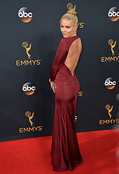 Lindsey Vonn bei der Verleihung der 68. Primetime Emmy Awards in Los Angeles / 180916<br /> <br /> *** 68th Primetime Emmy Awards in Los Angeles, California on September 18th, 2016***
