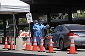 News-East Los Angeles College Coronavirus Testing-Jun 29, 2020