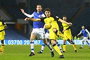 Sheffield Wednesday v Burton Albion 010118