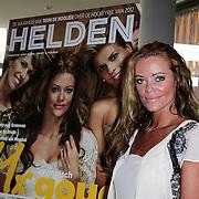 NLD/Ridderkerk/20120628 - Presentatie blad Helden 14, Inge de Bruin