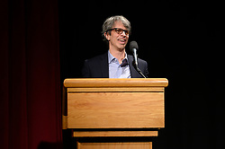 """Marshall Curry of the Oscar® nominated documentary short subject """"A Night at the Garden"""" during the Academy of Motion Picture Arts and Sciences' """"Oscar Week: Documentaries"""" event on Tuesday, February 19, 2019 at the Samuel Goldwyn Theater in Beverly Hills. The Oscars® will be presented on Sunday, February 24, 2019, at the Dolby Theatre® in Hollywood, CA and televised live by the ABC Television Network."""
