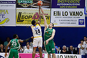 Knox<br />Betaland Capo d'Orlando - Sidigas Avellino <br />Campionato Basket Lega A 2017-18 <br />Capo d'Orlando 22/04/2018<br />Foto Ciamillo-Castoria