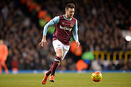 Carl Jenkinson of West Ham United in action. Barclays Premier league match, Tottenham Hotspur v West Ham Utd at White Hart Lane in London on Sunday 22nd November 2015.<br /> pic by John Patrick Fletcher, Andrew Orchard sports photography.