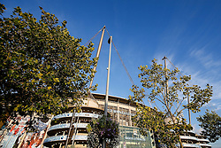 A General View outside the Etihad Stadium - Photo mandatory by-line: Rogan Thomson/JMP - 07966 386802 - 24/08/2014 - SPORT - FOOTBALL - Manchester, England - Etihad Stadium - Manchester City v Sheffield Wednesday - Capital One Cup, Third Round.