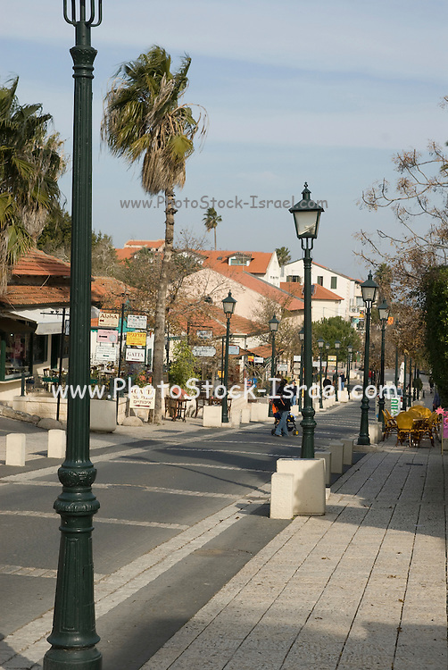 Israel, Zikhron Ya'aqov, The historic street, now a pedestrian street. Zihron Yaaqov; also Zichron Yaakov (meaning Jacob's memorial) was established 1882 on Mount Carmel, by pioneers from Romania, members of Hovevei Zion movement. In 1883 Baron Edmond James de Rothschild became the patron of the new settlement. The place was named in memory of his father, James (Jacob) Mayer de Rothschild. In 1885 Rothschild helped to establish the first winery in the country in Zikhron Ya'aqov. January 2008