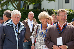 Rath Klaus Martin (GER), Linsenhoff Ann Katrin (GER), Schockemohle Paul (GER)<br /> World Equestrian Festival, CHIO Aachen 2011<br /> © Hippo Foto - Leanjo de Koster