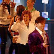 NLD/Hilversum/20070316 - 1e Live uitzending SBS So You Wannabe a Popstar, deelnemers, Nelleke van der Krogt
