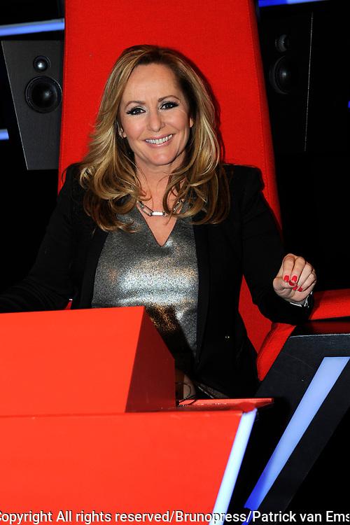 De Jurylid van de Voice of Holland Angela Groothuizen