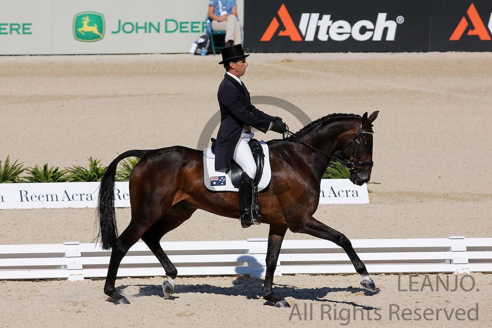 Sam Griffiths - Happy Times  <br /> Alltech FEI World Equestrian Games <br /> Lexington - Kentucky 2010<br /> © DigiShots