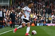 Ryan Fredericks of Fulham during the Sky Bet Championship match at Craven Cottage, London<br /> Picture by Richard Brooks/Focus Images Ltd 07947656233<br /> 17/04/2017