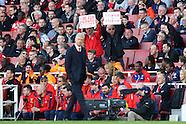 Arsenal v Norwich City 300416
