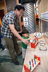 KidsQuest Children's Museum in Bellevue Washington