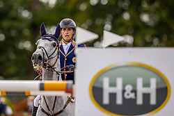 Philippaerts Nicola, BEL, Zayado<br /> Belgisch Kampioenschap Jumping  <br /> Lanaken 2020<br /> © Hippo Foto - Dirk Caremans<br /> <br />  05/09/2020