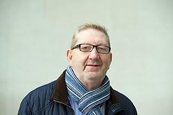 Sunday Politics <br /> BBC, Broadcasting House, London, Great Britain <br /> 26th March 2017 <br /> <br /> Len McCluskey <br /> General Secretary of Unite union <br /> arrives for Sunday Politics at the BBC <br /> <br /> Photograph by Elliott Franks <br /> Image licensed to Elliott Franks Photography Services