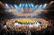 Theatretrain - 26th September 2010  World Children's Ensemble Royal Albert Hall