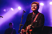 The Decemberists performing at Help The Hoople, a benefit for Scott McCaughey, at the Wonder Ballroom in Portland, OR - Jan 6, 2018. Photo by Jason Quigley.